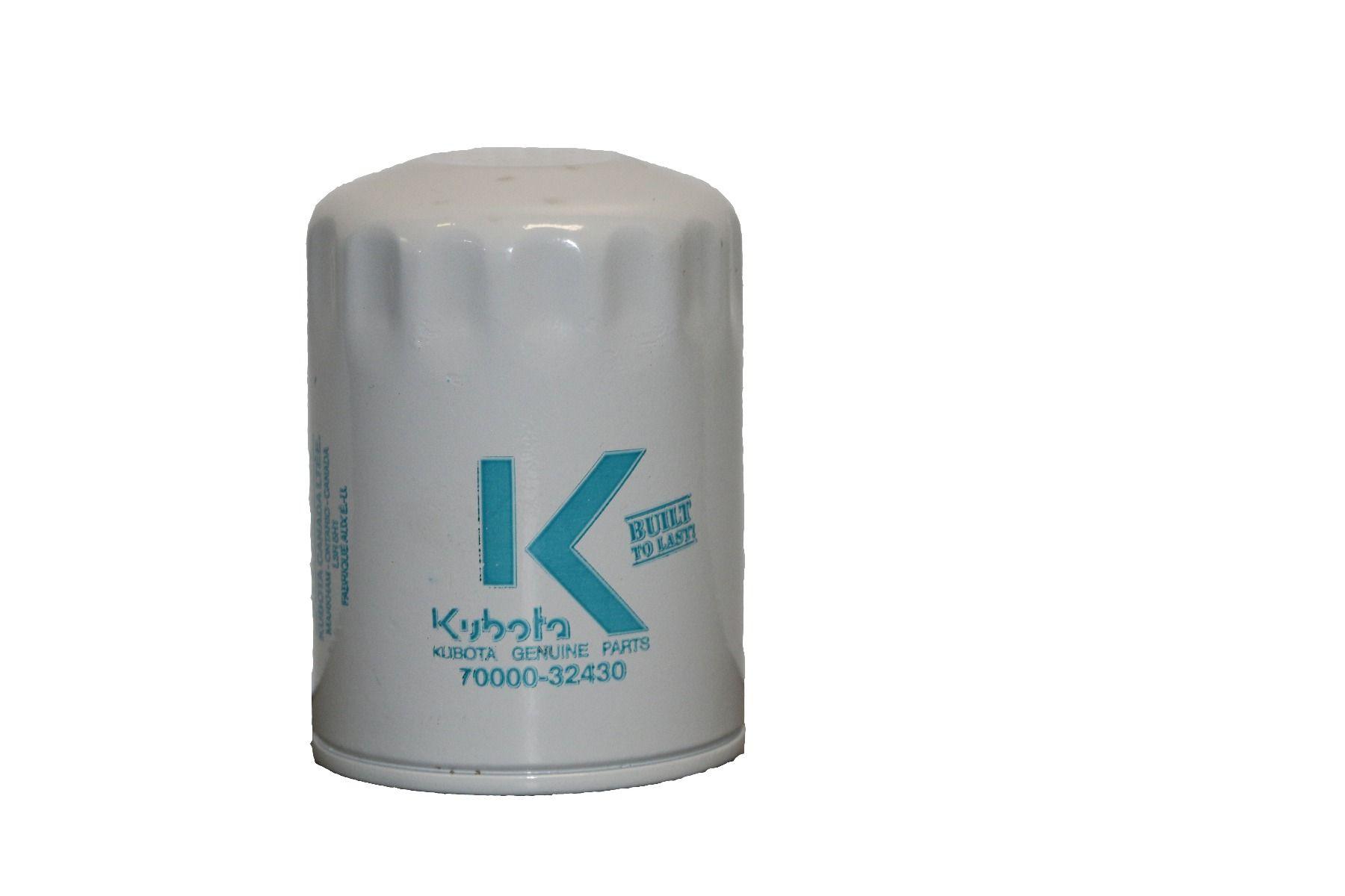 Kubota 70000-32430 Oil Filter Cartridge