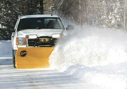The Right Snow Plow For Your Half-Ton Truck