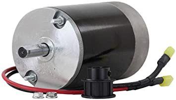 12V Motor-Poly Hopper Part # 78300