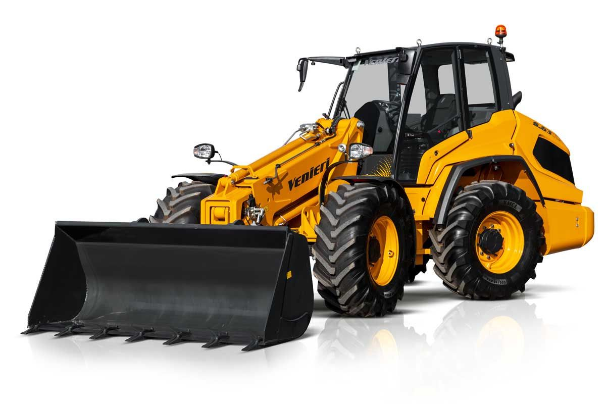 Venieri 8.63TL Telescopic Wheel Loader