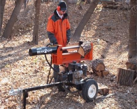 BearCat LS27 Log Splitter