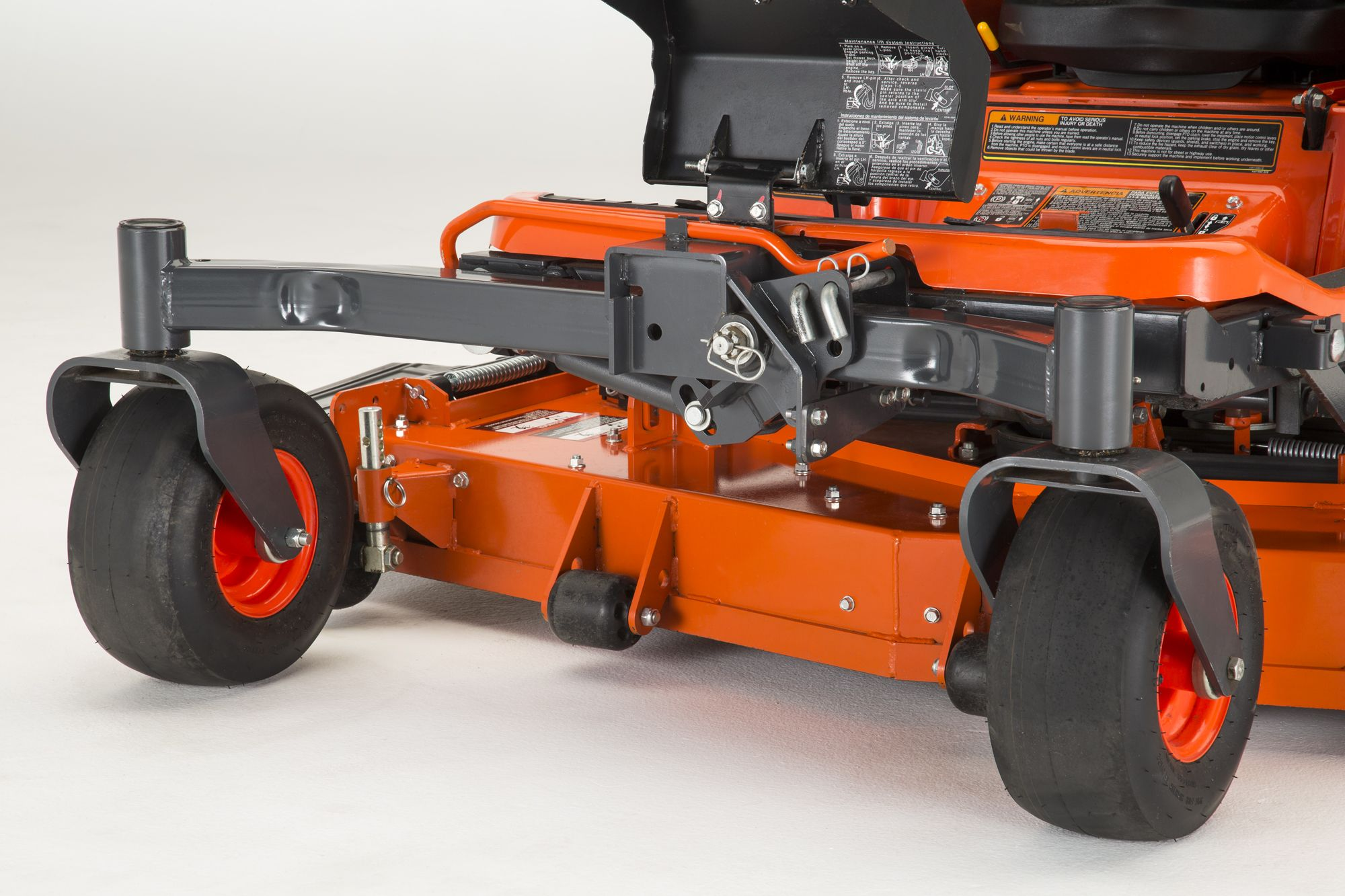 Kubota ZD1021-60 Diesel Zero-Turn Mower   Lawn Equipment   Snow