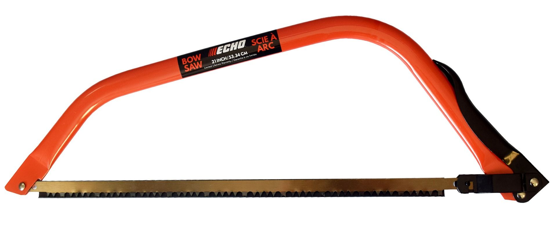 "ECHO 21"" Bow Saw Hand Tool"