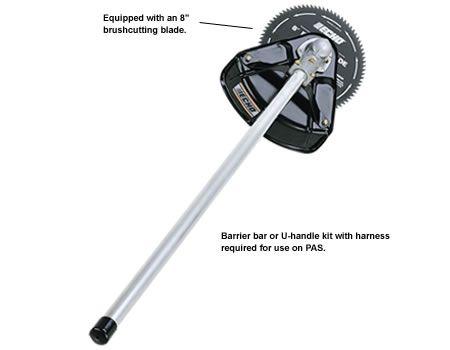 ECHO Brushcutter Attachment 999442-00600