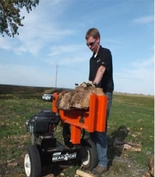 Bearcat LS22 Log Splitter