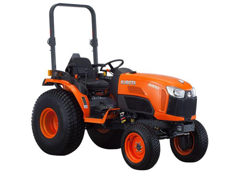 Kubota B2650HSD Deluxe B50 Series Tractor