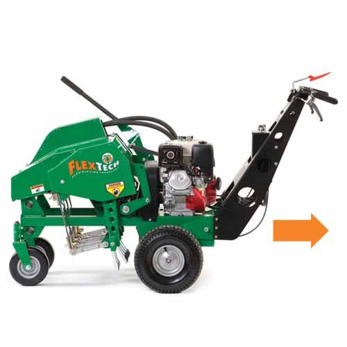 Reverse Aeration - The AE1300H allows aeration in reverse!
