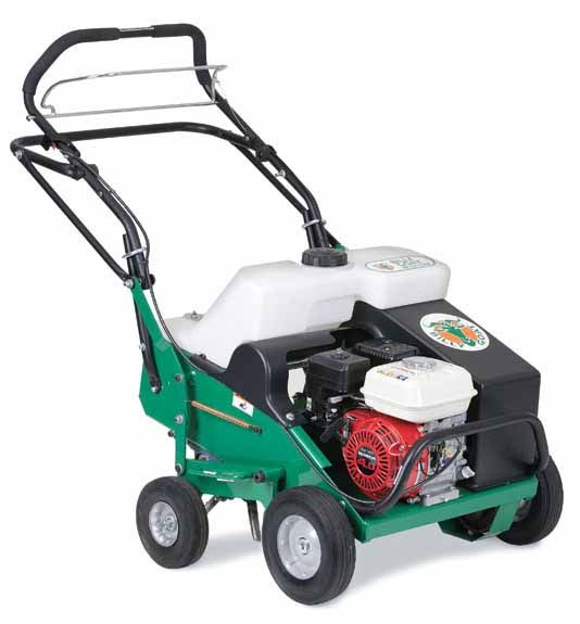"Billy Goat Core Aerator AE 410V 19"" Wide model with Briggs & Stratton Engine"