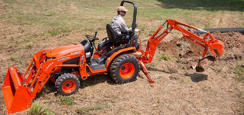 Kubota B2301HSD tractor