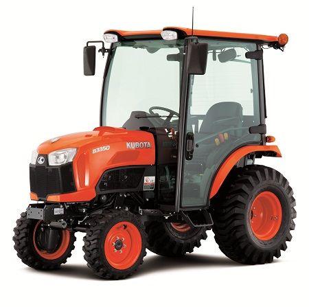 Kubota B3350HSDC Deluxe B50 Series Tractor 27HP