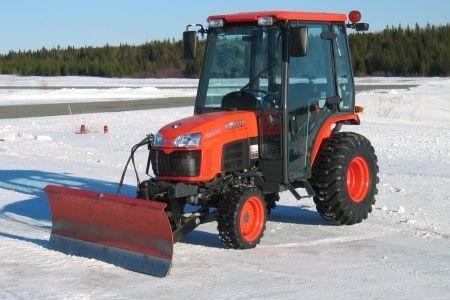 Kubota B Series Tractor Blade B2763