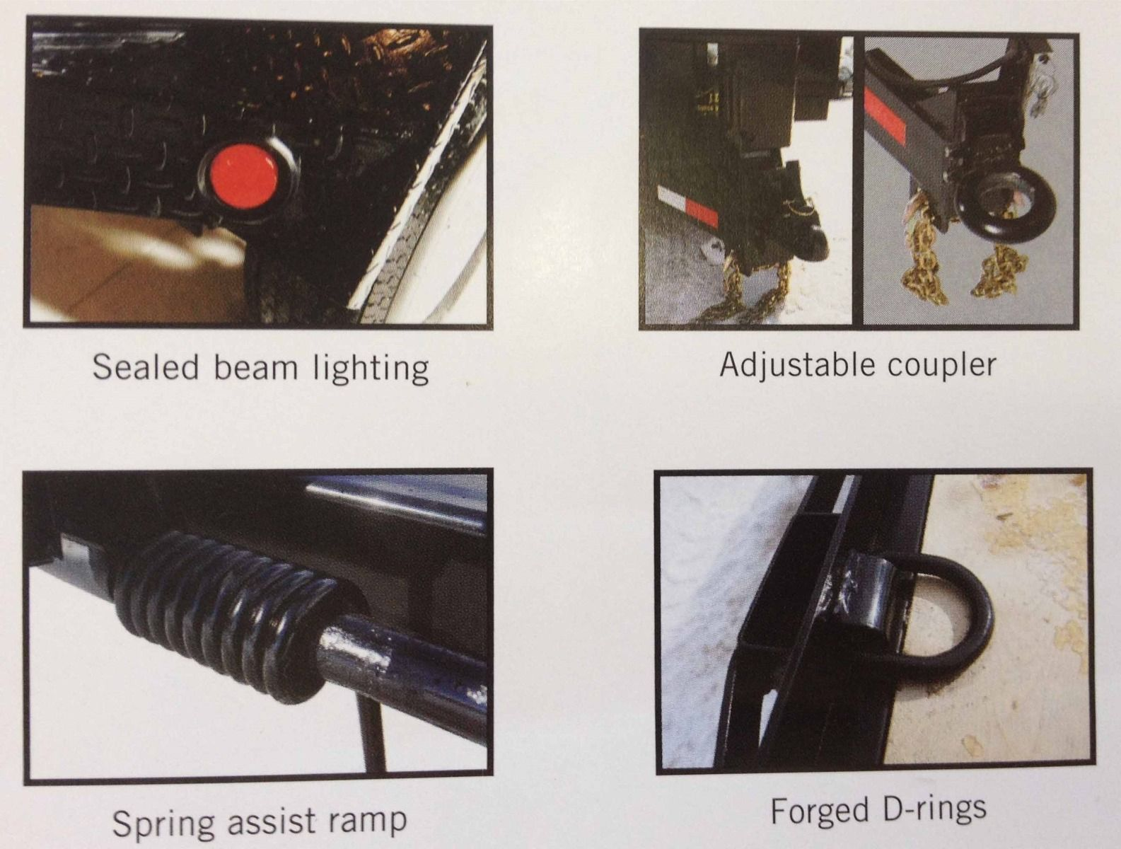 Features of the JDJ Equipment Float