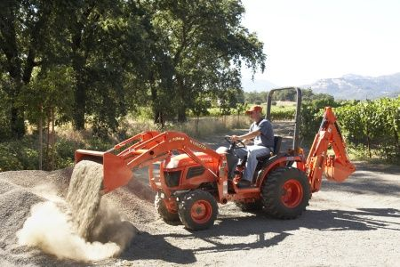 Kubota Backhoe Implement BH65