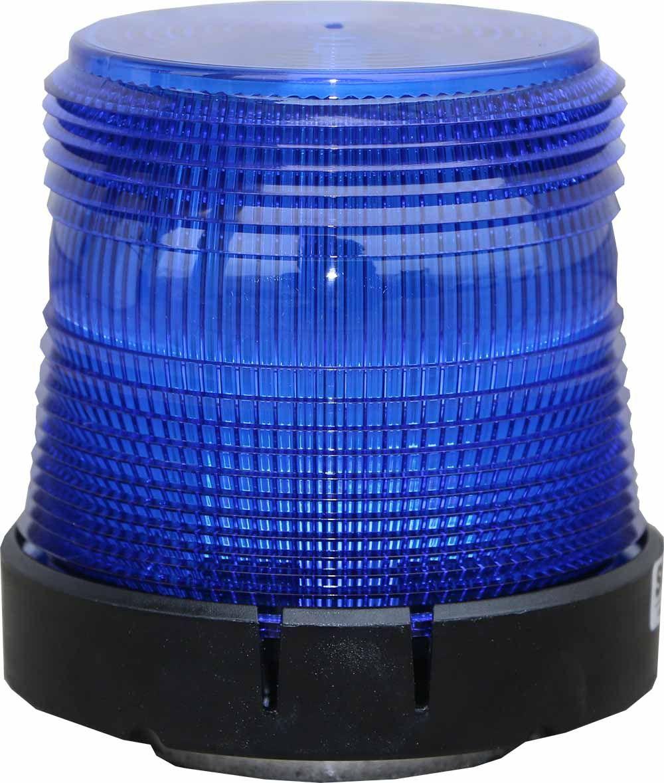 Blue Small Rotating Light 201ZM