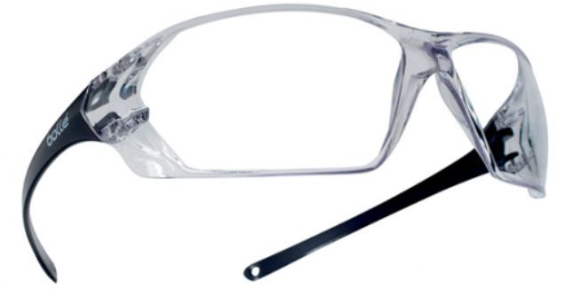 Bolle Prism Clear Safety Glasses Style PRIPSI
