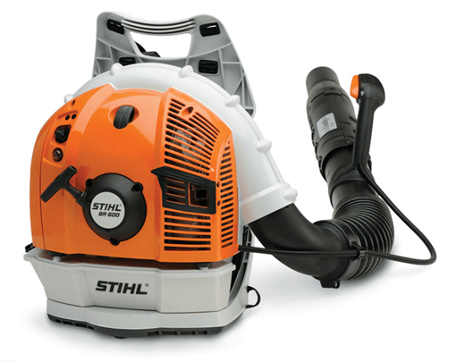 STIHL BR 600 Backpack Blower with Low Emission Technology