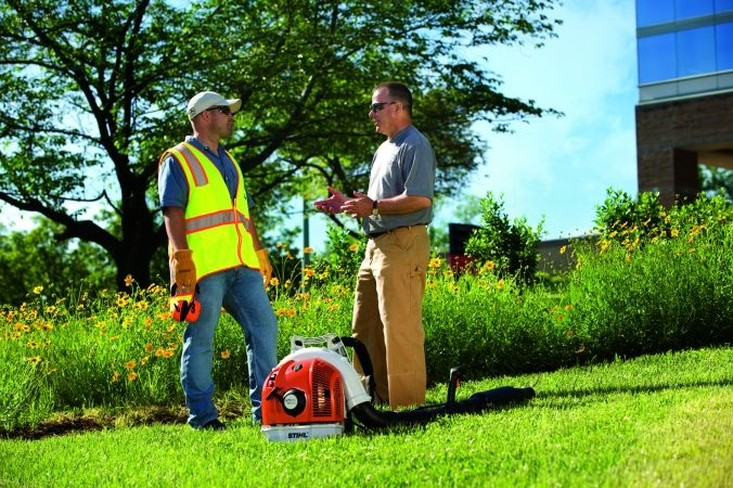 BR 500 STIHL backpack blower