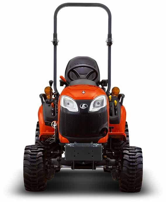 Smaller than a full-size tractor and easier to operate, the sub compact BX series has the power and versatility to take on your toughest gardening, landscaping and property maintenance jobs.