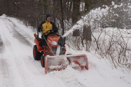 Kubota BX2750D BX Snowblower