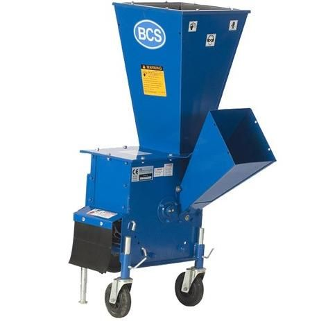 BCS PTO Chipper / Shredder