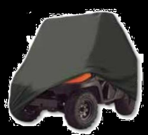Kubota V4321 Black Plastic Canopy