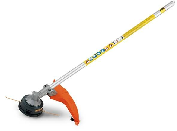 STIHL FS-KM Straight Shaft Trimmer Attachment