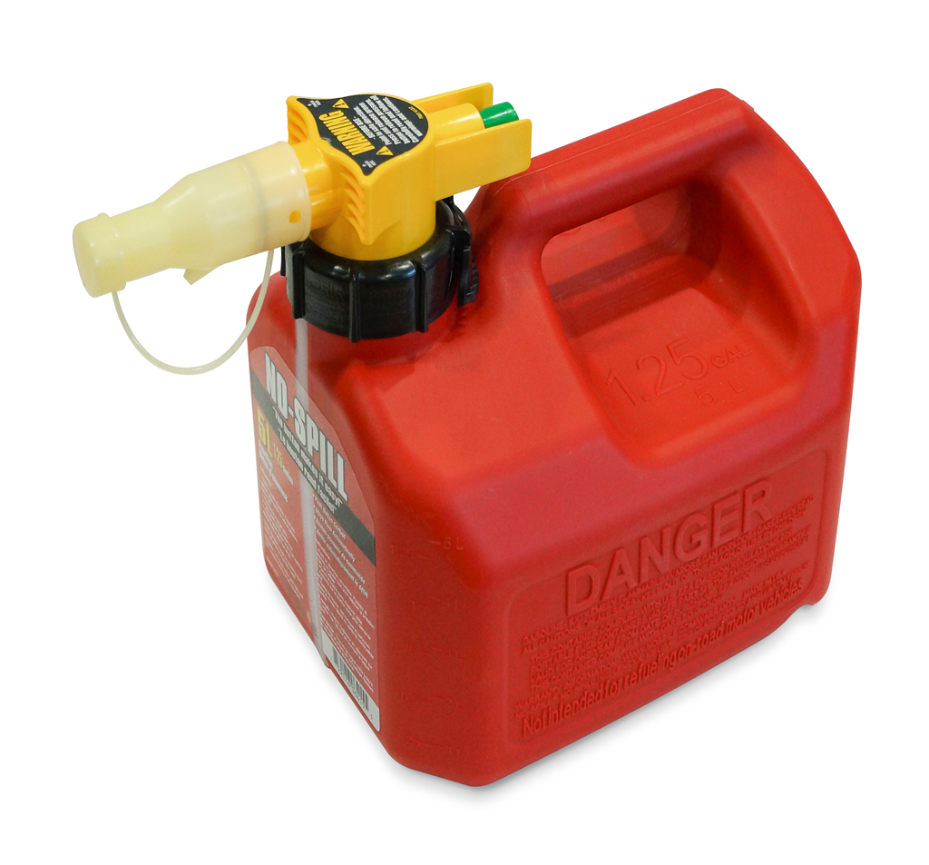 STIHL 5L Regular No-Spill Gas Can