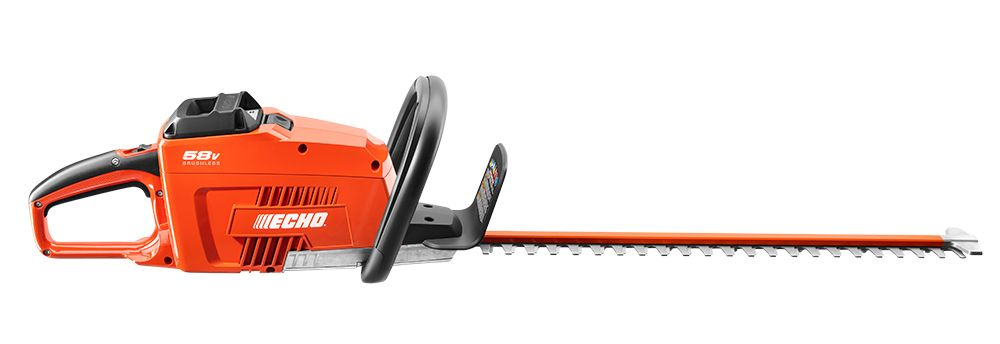 ECHO 58V Hedge Trimmer with 2AH Battery & Charger