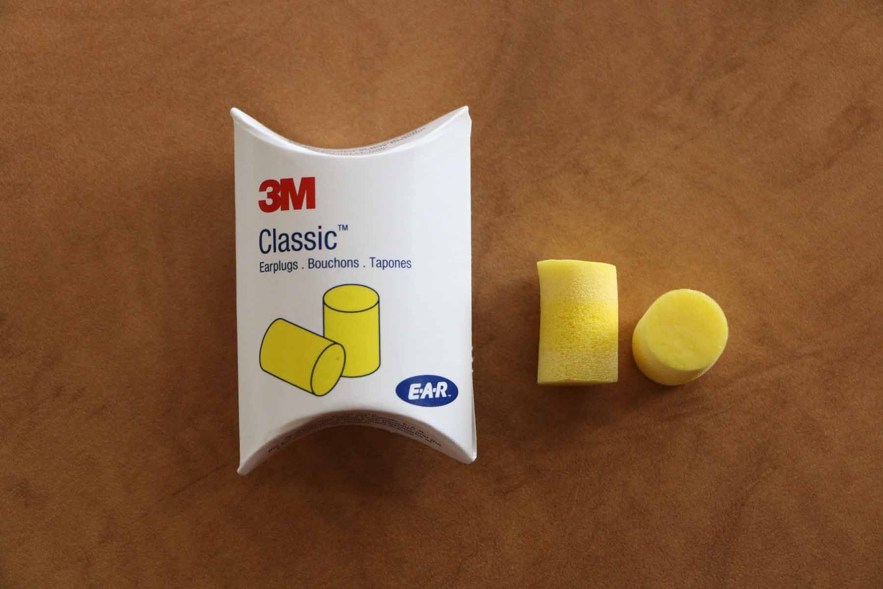 3M Classic Single Use Ear Plug