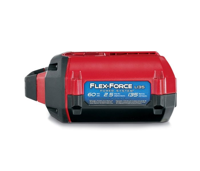 Toro Flex-Force L135 Battery, included with the machine