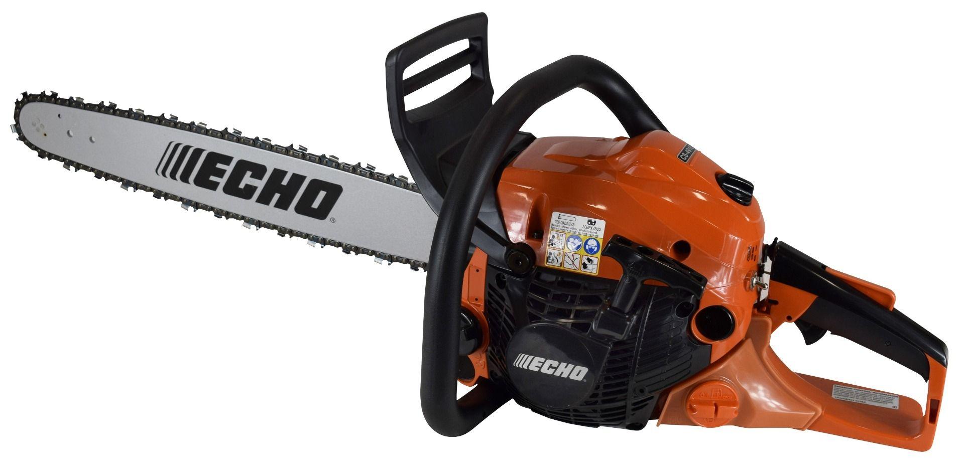 "ECHO CS-4910 Rear Handle Chainsaw with 20"" Bar"