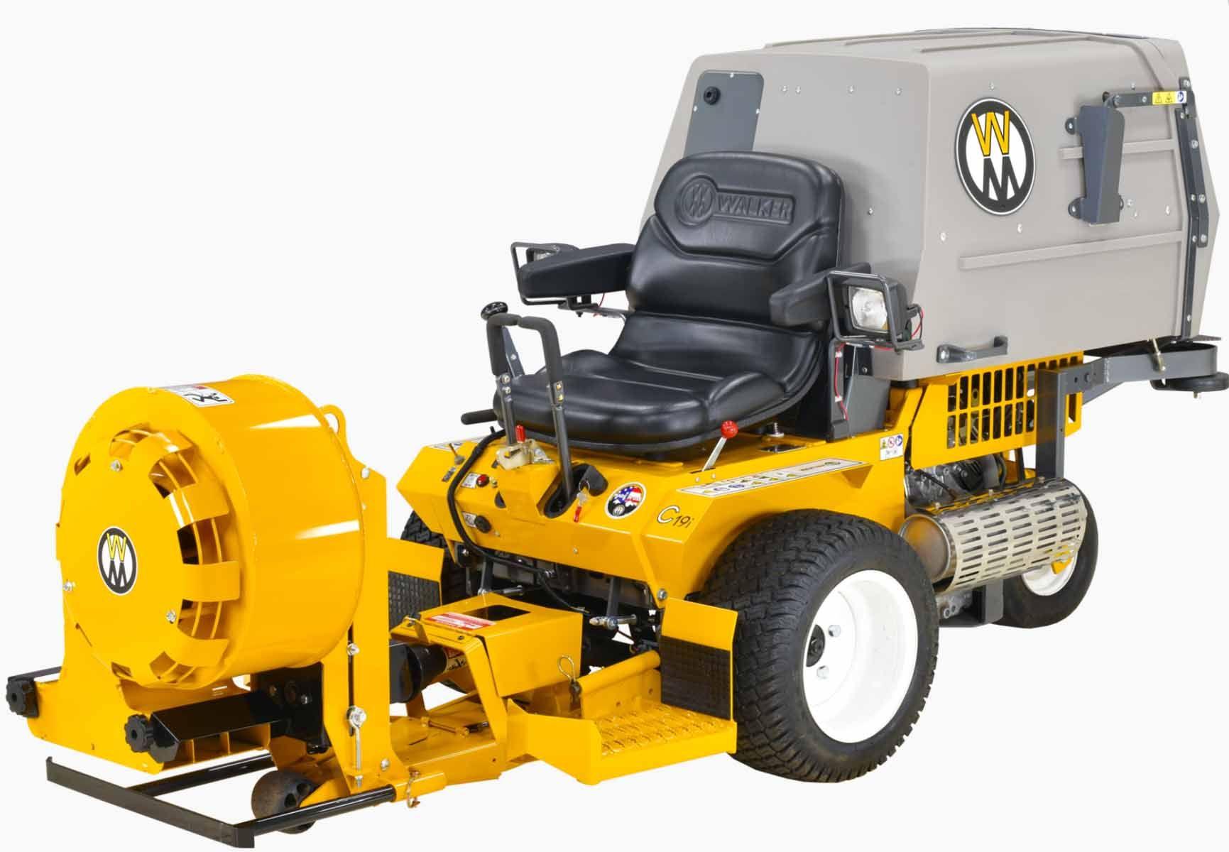"Walker Mower 13.5"" Debris Blower"