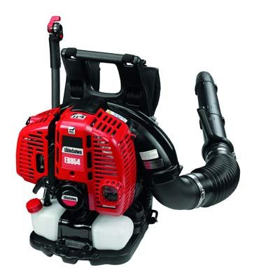 Shindaiwa EB854 Backpack Blower with Hip Mounted Throttle