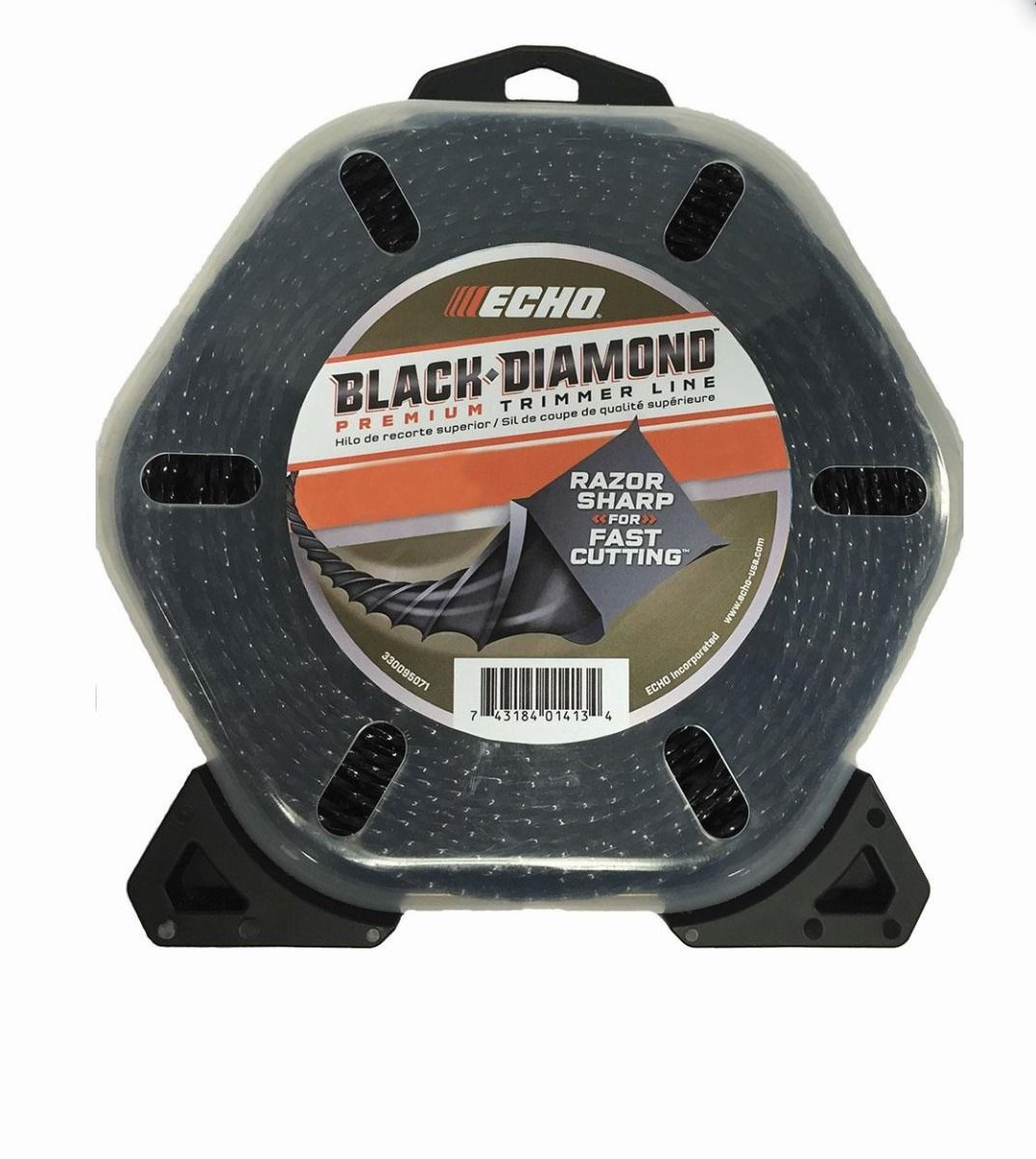 ECHO .105 Black Diamond Trimmer Line 1lb Roll