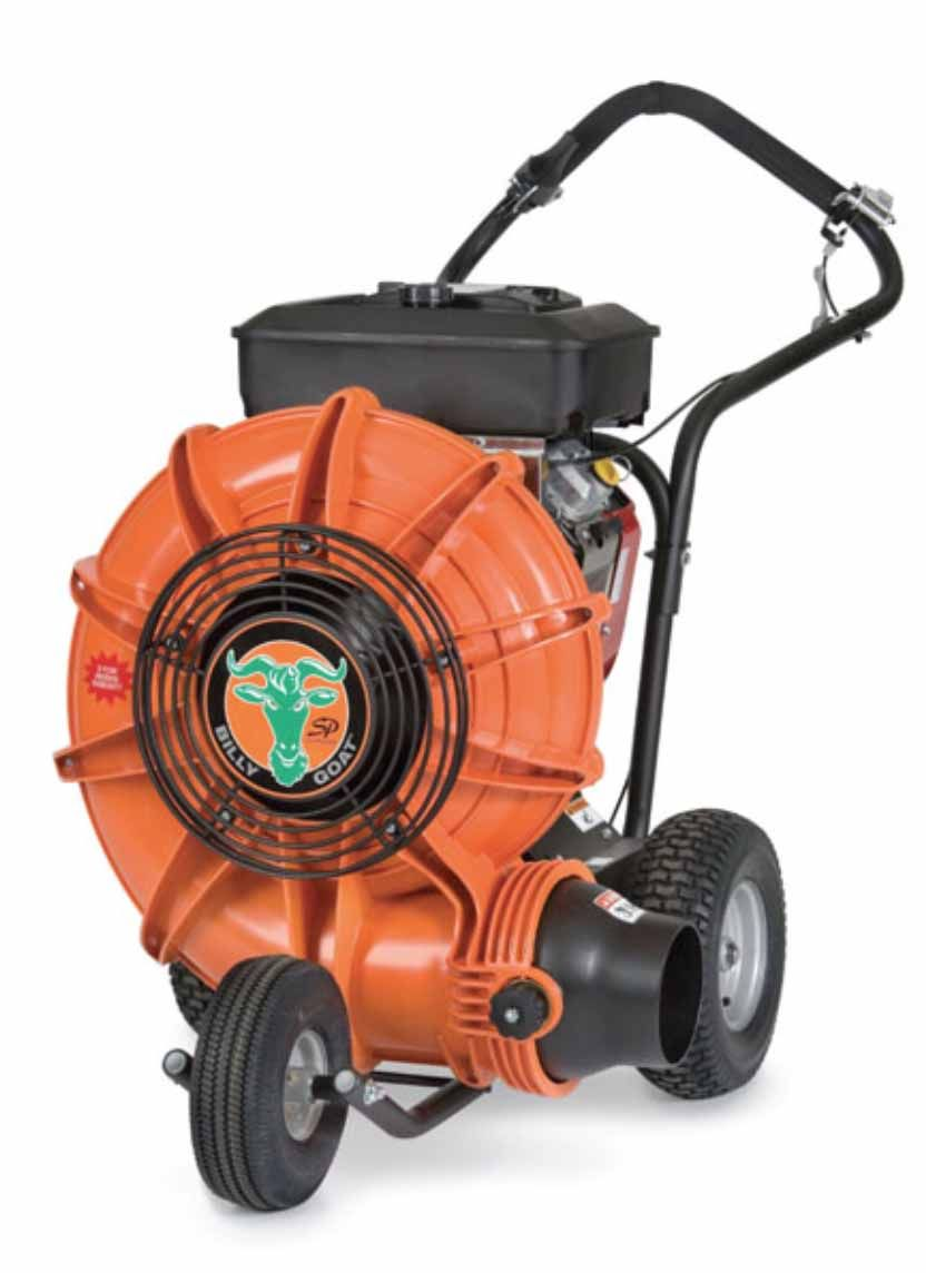 Billy Goat F1802V Wheeled Blower