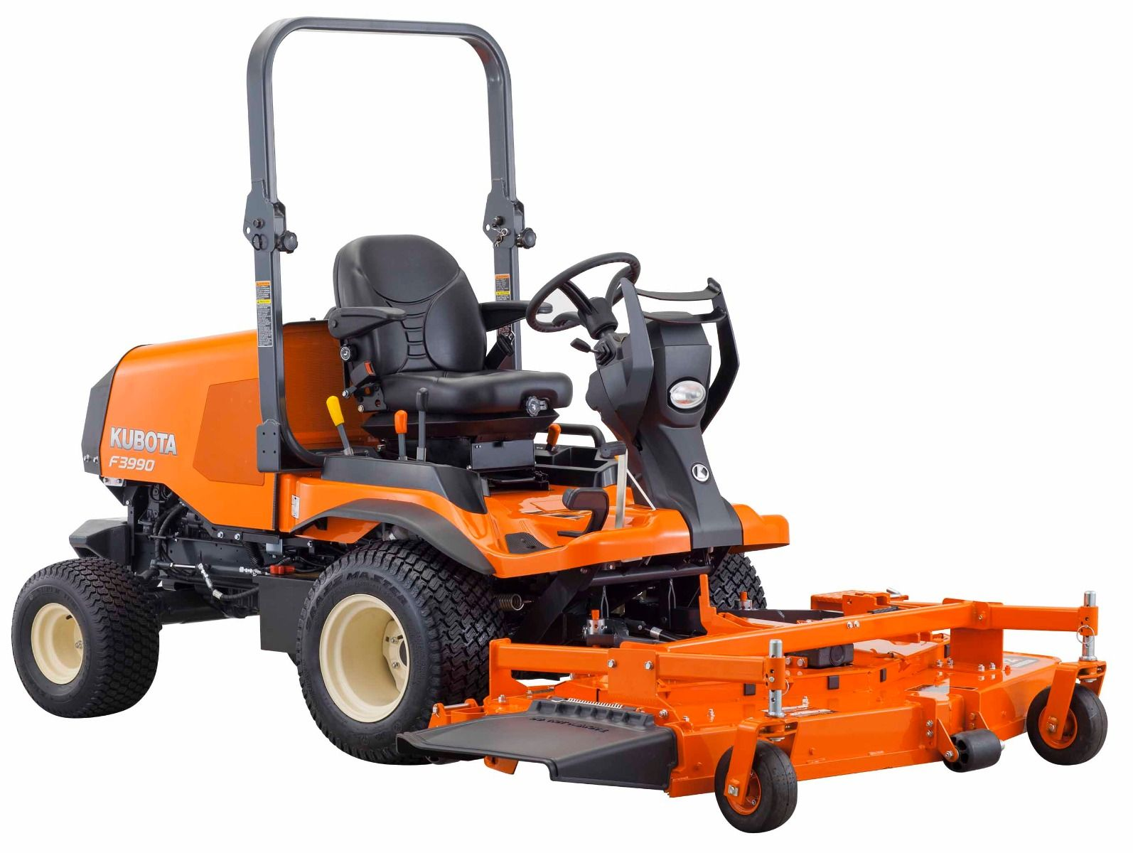 Kubota F3990 4WD F Series Front-Mount Mower 39HP