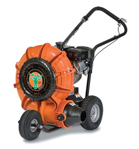 Billygoat walkbehind blower model F902SPS