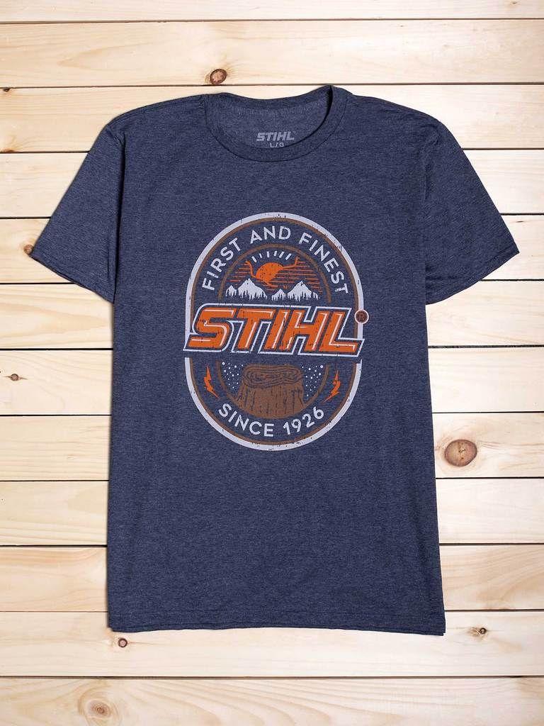 STIHL First and Finest T-Shirt