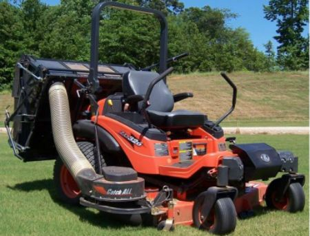 Kubota GCK60H-300Z Z Series Grass Catcher