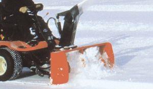 Kubota GF5225 GF Series Snowblower