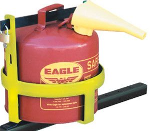 Fits any 2.5 or 5 Gallon Water Cooler or 5 Gallon Safety Gas Can.