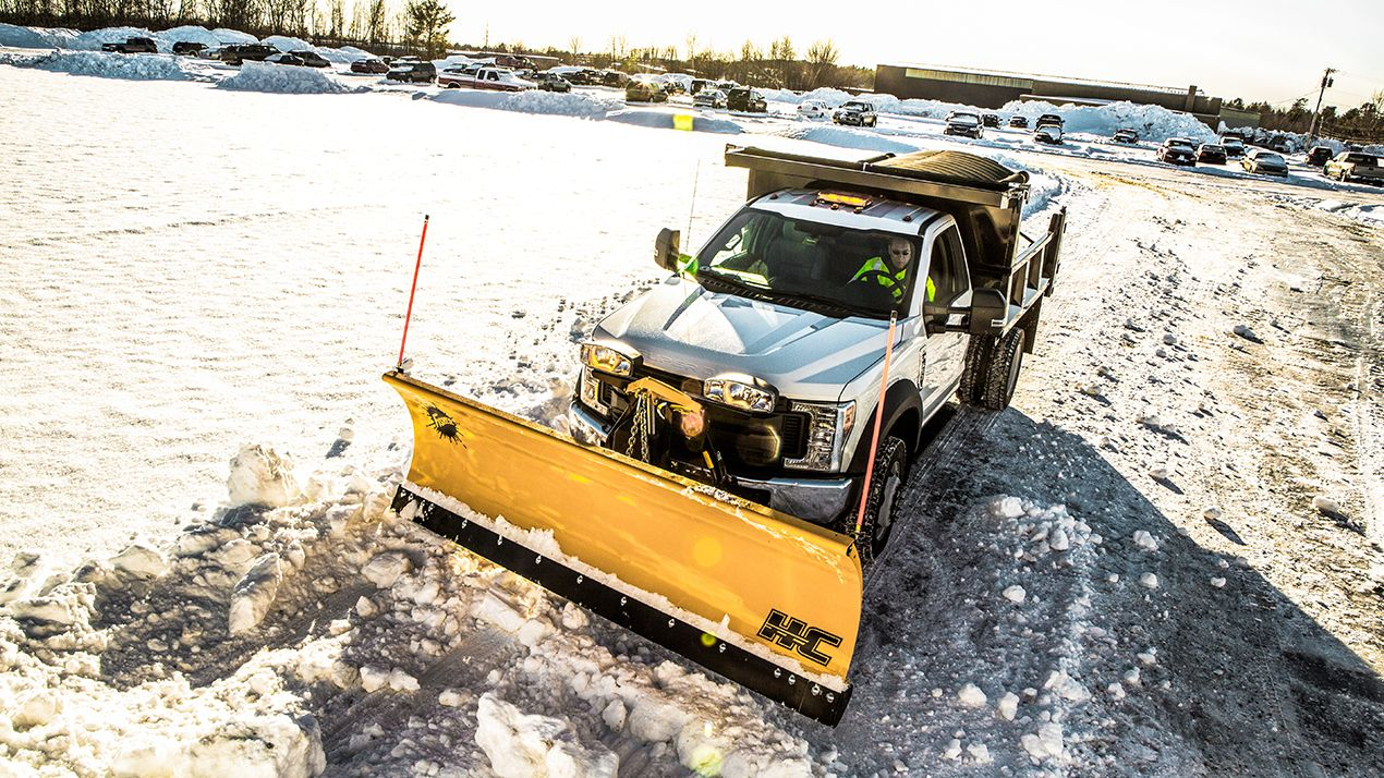 With the FISHER® FLEET FLEX Electrical System, you have true fleet interchangeability. Unlike other manufacturers who require a different control system for different plows, the FISHER FLEET FLEX system lets you operate any FISHER Minute Mount® 2 plow on
