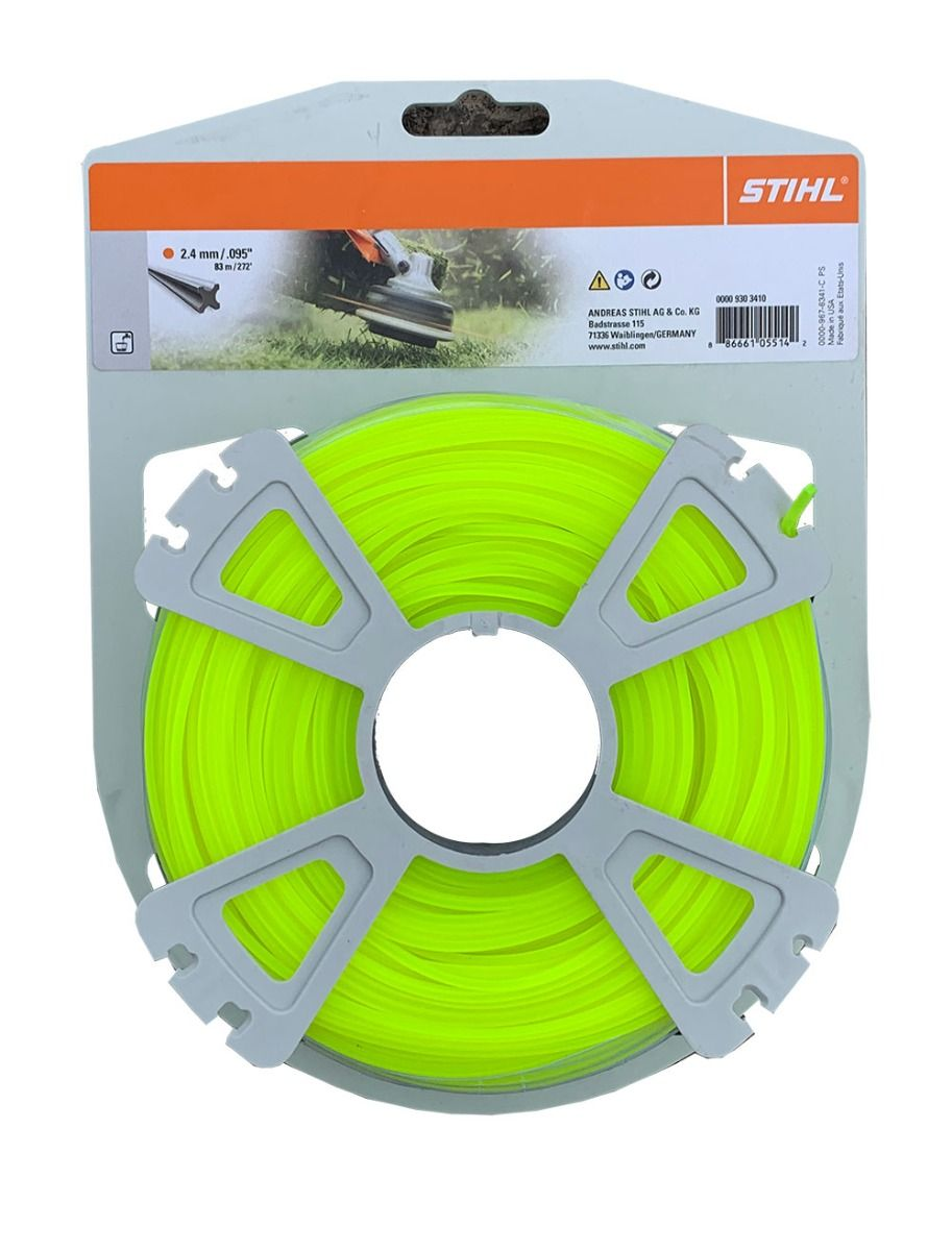 STIHL XLine Trimmer Line 1lb Roll