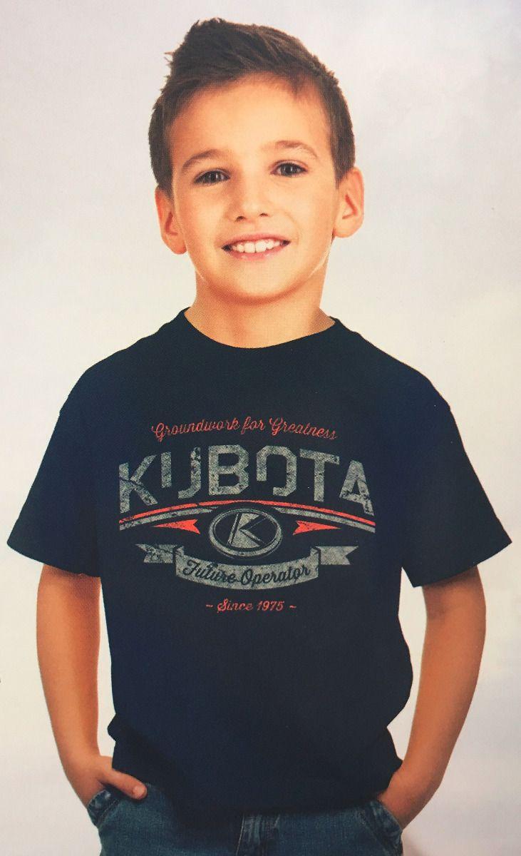 Kubota Future Operator T-shirt