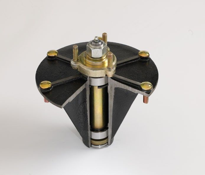 Industry's toughest spinner assembly
