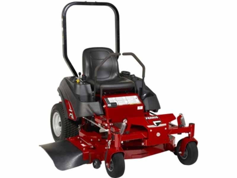 """This IS600Z Ferris Mower has an 18.5hp Kawasaki engine and 44"""" deck"""