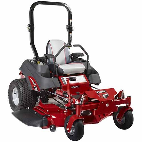 """Ferris Zero Turn Mower with 27hp Briggs and Stratton Engine and 61"""" deck"""