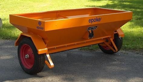 ITM 60 Tow-behind Epoke Spreader