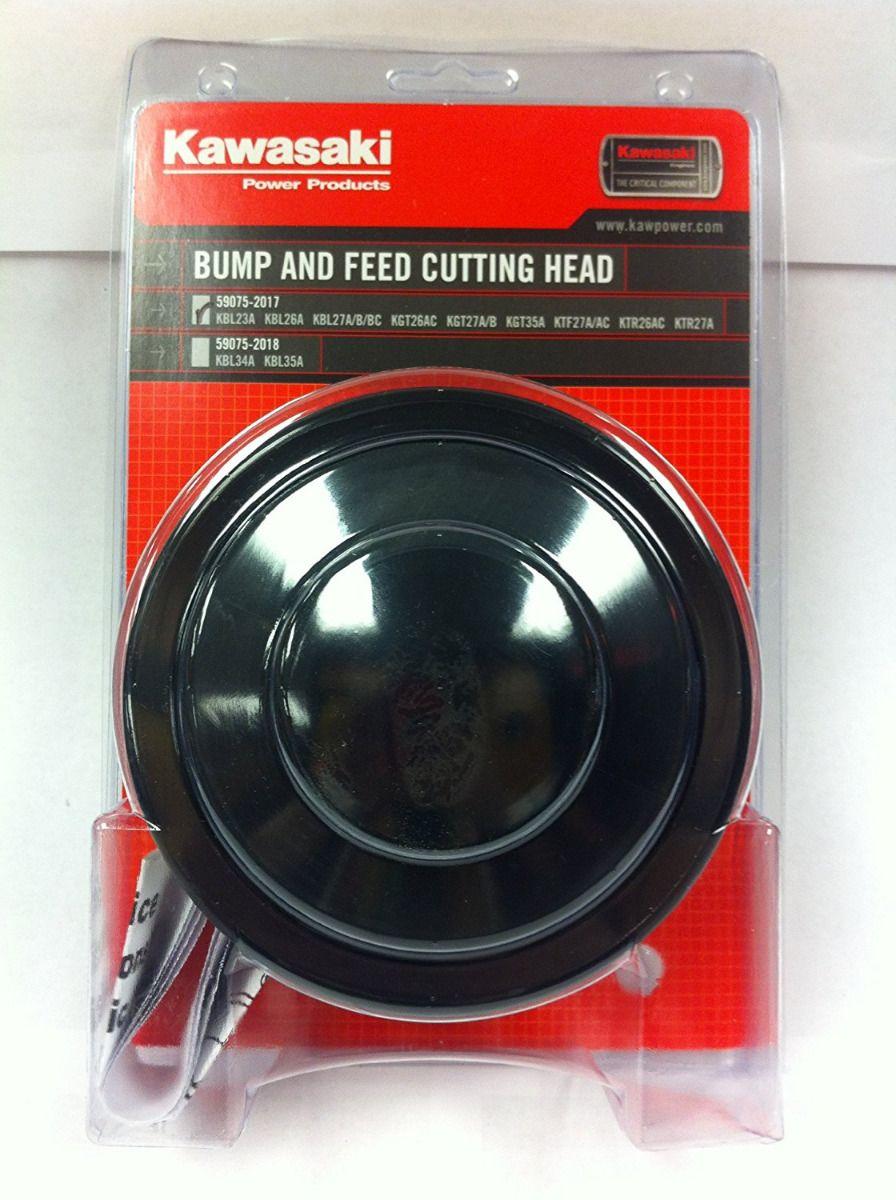 Kawasaki Bump and Feed Cutting Head packaging model 59075-2017