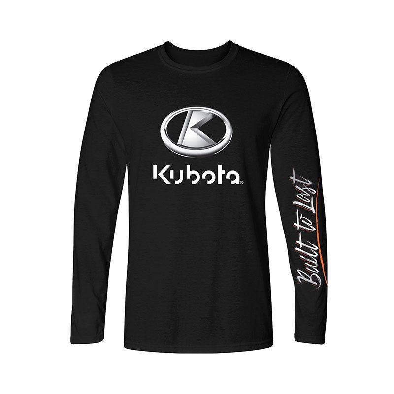 Kubota Built to Last Long Sleeve Shirt